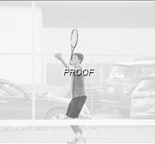 tennis bw ghost
