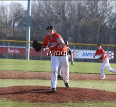 baseball jv pitcher
