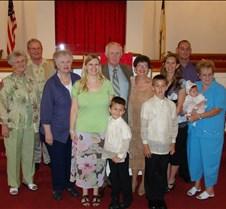 2009-July 26th Ella's dedication & Grand