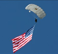 Parachute Team from Kulis AMG, Alaska