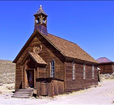 Bodie  California Bodie is located 50 miles south of Lake Tahoe, in California, near Bridgeport and Highway 395. Gold was discovered in Bodie in 1859 and it became a boom town in 1877. By 1879 Bodie boasted a population of about 10,000 with 2,000 buildings. The boom was ove