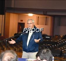 Larry speaks to bonding committee