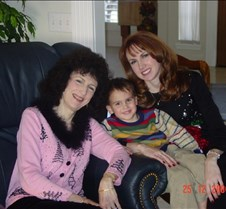 Barbara, Jackson & Kimberly