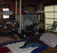 The Garage Sleeping Zone