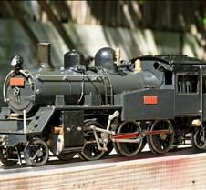 Aster C-12 Prairie Tank  Live Steam Loco