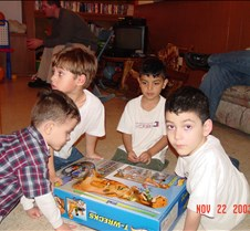 16 Alex's Birthday 2003