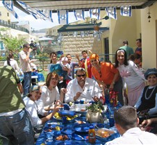 Yom Haatzmaut at the Chon's 2006 050