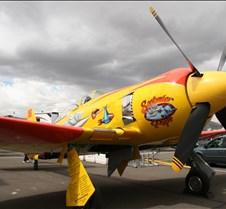 #911 September Pops  Hawker Sea Fury