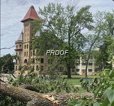 fergus storm damage