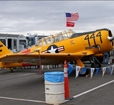 #444 MYT-6  North American Harvard MK IV