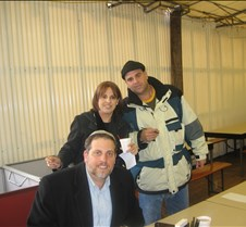 Trip to N.Y. 2.2005 Dedi and I spent A week in New York. Tzvi and Baruch were there with us. We had A great time together