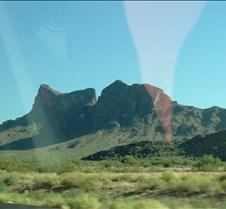Tucson Highway scenery 5