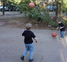Matt & Danny basketball