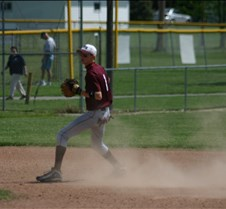 Robinson v Newton Baseball 4-22-06
