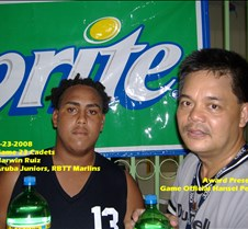 23 09232008 Game 23 Cadets Harwin Ruiz