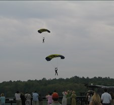 Navy Seal Parachute Team