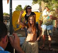 Nice beer bottle cap bikini!