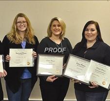 PCT wins six awards