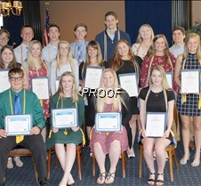 Honors banquet1