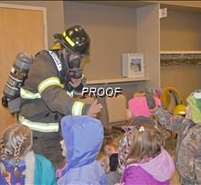 fireman high five