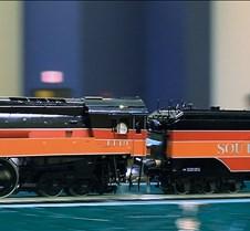 SP Daylight Live Steam Locomotive