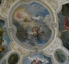 1695 Louvre ceiling