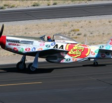 #44 Sparky  North American P-51 Mustang