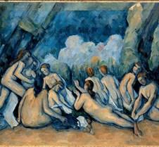 Bathers Les Grandes Baigneuses - Paul Cé