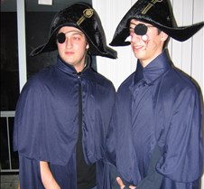 Will and Josh Pirating