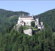 Festung Hohenwerfen, Austria