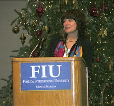 Olga Magnusen's Retirement Celebration Olga Magnusen, Director of Career Services, retires after 30+ years of working at Florida International University--these are the pictures of the wonderful going away celebration that was given in her honor.