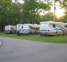 Campsite (Middle) Oak Plantation