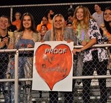 HC football fans