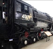 Union Pacific #4017 Big Boy 4-8-8-4