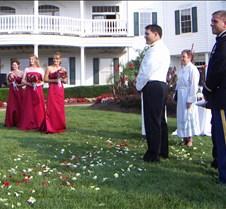 Ryan & Tina's Wedding in VA, 2006