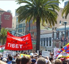 Independence for Tibet