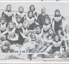 cheerleading 2001