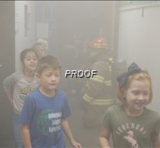 Coming out of the smoke room