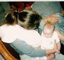 Evelyn's Christening 2002 004
