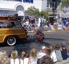 Coronado's 4th July Parade