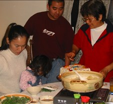 Janice Birthday Dinner