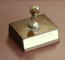 1969 conf football trophy