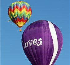 Curves Balloon