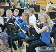 Fifth grade flutes