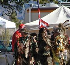 Native American vets