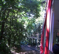 Corcovado - Train Side
