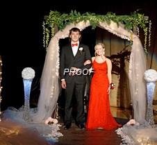 Olivia Lebrija and Ryan VanLuik
