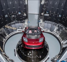 Tesla In Heavy Falcon