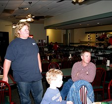 2004 10 10 Marilyn's Bday with family in Stillwater, OK. Marilyn's birthday in Stillwater at CiCi's Pizza. Mom loves to eat there and it's all you can eat.. so we love to eat there too!!! We missed Jon and Randi...However!