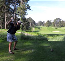 Golf at The Presidio